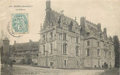 76 Cleres Chateau