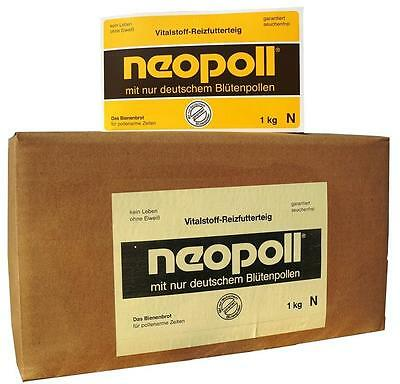 Neopoll - Beekeeping - Bee Food - Fondant - Like Candipolline Gold Ambrosia 1Kg • EUR 8,07