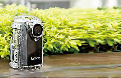 Brinno TLC200 Pro HDR Time Lapse Camera with ATH120 Weather Resistant housing