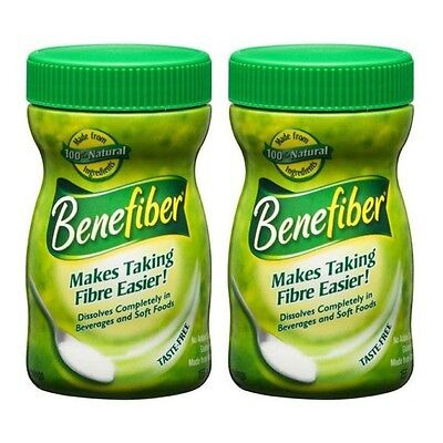 Best Price! 2 X Benefiber 155G - 44 Servings Total 88 Servings Discount Chemist