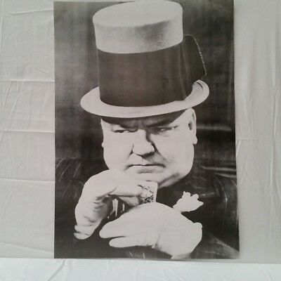 W.C.Fields (Playing Cards) POSTER
