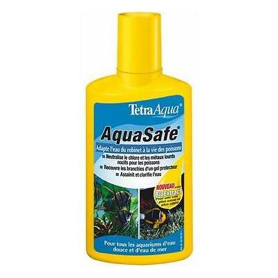 Conditionneur d'eau AQUASAFE 100ML