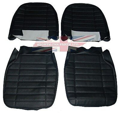 New Front Seat Covers Upholstery for MGB 1977-80 Best Quality and Made in UK