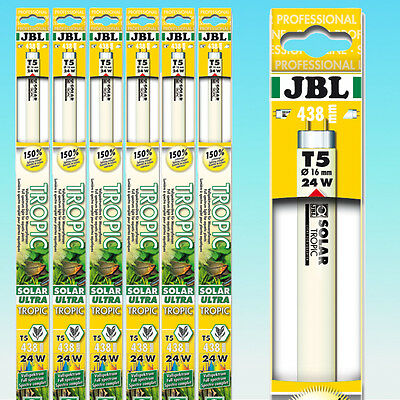 JBL solaire Tropic Ultra - T5 - 24W - 438mm - Tube Fluorescent Lampe
