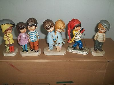 MOPPETS 1971 FIGURINES