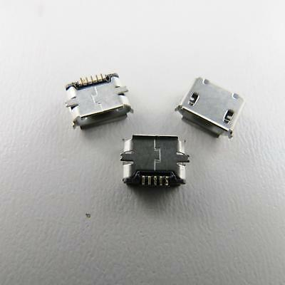 Female 5Pin SMT SMD Micro USB Socket Connector Jacks weiblich Buchse Anschluss