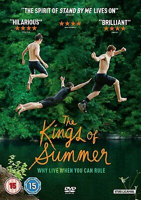 The Kings Of Summer (DVD) (C-15)
