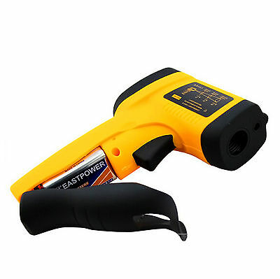 Mini Non-Contact LCD IR Infrared LCD Digital Thermometer Laser Gun GM320/300/550