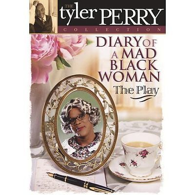 TYLER PERRY'S - DIARY OF A MAD BLACK WOMAN DVD THE PLAY TAMELA MANN TY LONDON