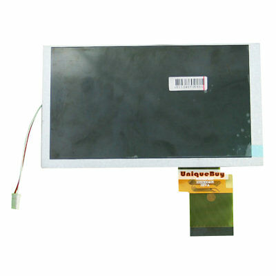 6.2 inch KR062PA2S as HSD062IDW1 800*480 60Pin LCD Display Screen For Car-DVD