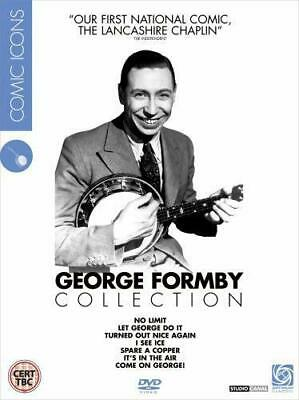 George Formby Collection - Comic Icons (7 Films/4 Discs) (DVD) (C-PG)