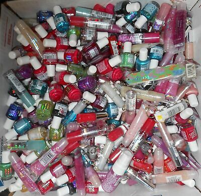 15 Pc Wholesale Bonbons Cosmetics Mostly Nail Polish And Some Lip Gloss