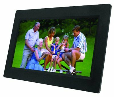 "Naxa NAXNF1000B NAXA Electronics 10.1"" TFT LCD Digital Photo Frame"