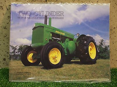 John Deere Two Cylinder Magazine...May/June 1991