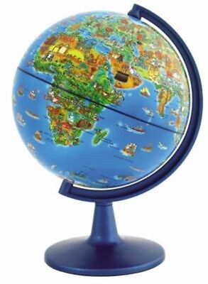 Insight: Dinoz World Globe 9780955626463 by Insight, Globe, BRAND NEW FREE P&H