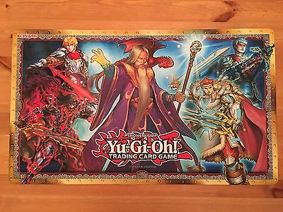 Playmat - Noble Knights of the Round Table - Yu-Gi-Oh! - Yugioh