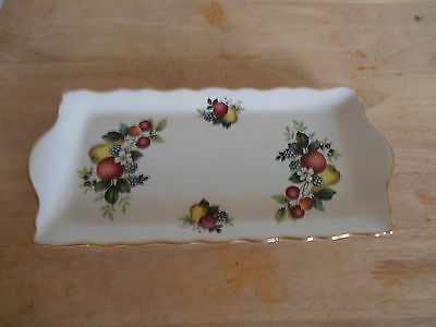 JAMES KENT OLD FOLEY STAFFORDSHIRE PLATTER TRAY MADE IN ENGLAND