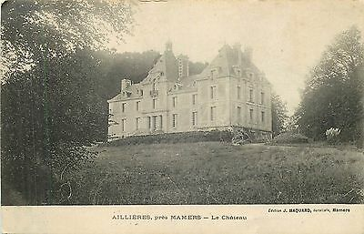 72 Aillieres Chateau