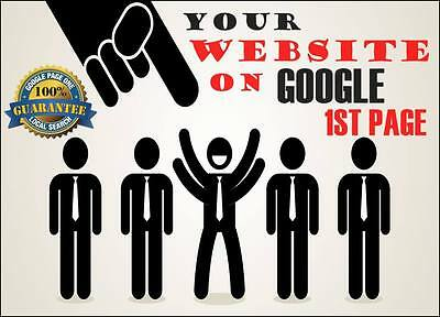 Most Effective SEO Campaign To Get Your Website on First Page Google 1st Page