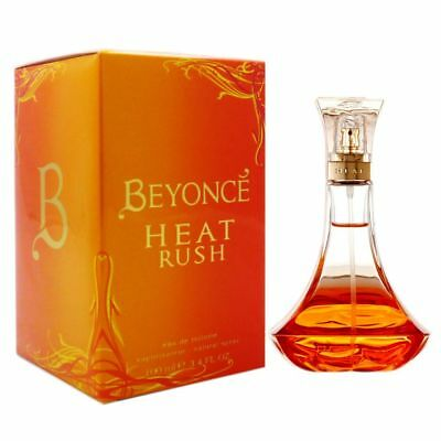 Beyonce Heat Rush 100 ml Eau de Toilette EDT