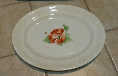 """K.T.&K - Knowles Taylor & Knowles Large 17.5""""x14"""" Semivitreous Porcelain Platter"""
