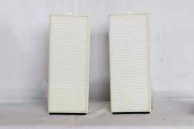 Cabin Air Filter TYC 800040P2 fits 02-06 Hyundai Accent