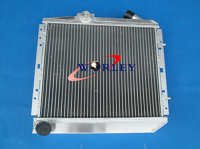 50Mm Aluminum Alloy Radiator Renault 5 Super 5/r5 9/11 Gt Turbo Mt 1985-1991 86