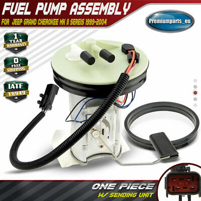 Fuel Pump Assembly for Jeep Grand Cherokee WJ WG 99-04 W/ Sending Unit 5018056AC