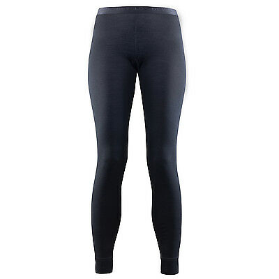 Devold Breeze lange Damen Merino-Unterhose (black)