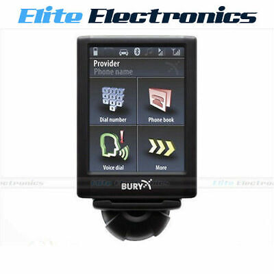 Bury 9068 Car Kit Bluetooth Handsfree Music Playback Charging Cc9068