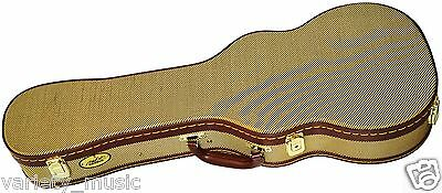 MBT Wooden (Tweed) Soprano Ukulele Case