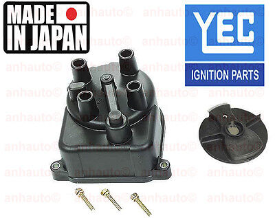 Made in Japan Yec Brand Ignition Cap & Rotor Acura Honda