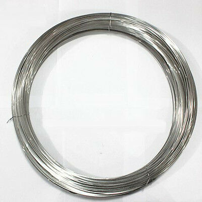T304 Stainless Steel Wire Diameter 0.08mm 0.1mm 0.2mm 0.25mm to 3mm #VAAA