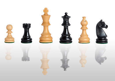 """The Championship Series Chess Set - 3.75"""" King USCF Sales"""