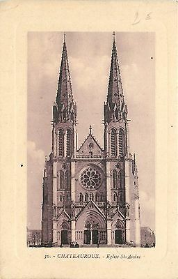 36 Chateauroux Eglise St-Andre