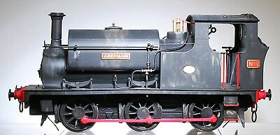 Ixion Models O Scale 7mm Hudswell Clark Abermain #1 Steam Locomotive TLY-006