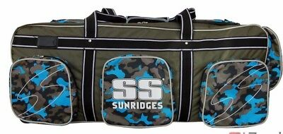 SS Gladiator Cricket Wheelie Kit Bag - Player's Grade + AU Stock + Free Extras