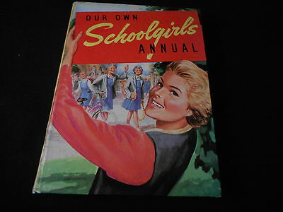 Our Own School Girls Annual 1957