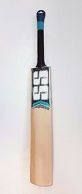 SS Super Sixes Kashmir Willow Cricket Bat (Indoor) + AU Stock Free Ship & Extras