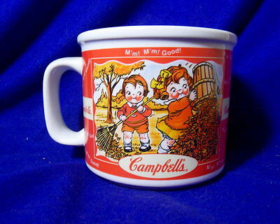 Campbell's Ceramic Soup Cup -  New