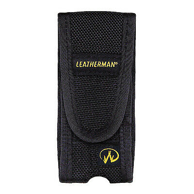 "Leatherman 934810 4"" Nylon Sheath / Pouch for Wave, Charge, Skeletool, Fuse..."