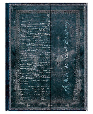 """Paperblanks Journal """"Saint-Exupery"""" Lined Ultra 7x9"""" Book Writing New"""