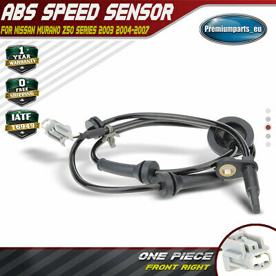 ABS Sensor for Nissan Murano Z50 2003-2007 Front Right 47910-CA000