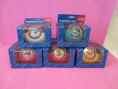 AFL Football Alarm Clock (Mini Size) 5 Teams To Choose From