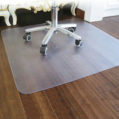 Frosted Office Chair Mat Home Floor Protector Non-slip 90x120cm New Greenbay