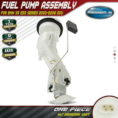 Fuel Pump Assembly for BMW X5 E53 2000-2006 with Sending Unit 16116755043