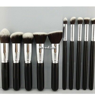 Offerta Set Professionale 10 Pennelli Make up Kit DL0