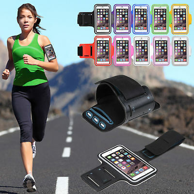 Cycling Running Jogging Sports Gym Armband Case Cover For iPhone 7 7Plus 6S Plus