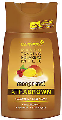 Tannymaxx Xtra Brown Mango Tanning Milk 200 ml.