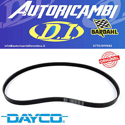 4PK970EE  Cinghia Dayco Poly-V VW CRAFTER  07/11